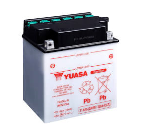 Sea-Doo Accessories Yuasa YB30CL-B (DRY) battery for Sea-Doo Watercraft. 278001882 - French Riviera dealership