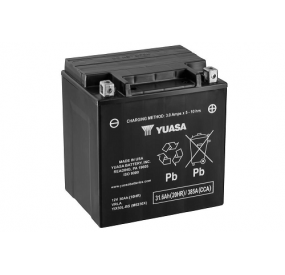 Sea-Doo Accessories Yuasa YTX20-L battery for Sea-Doo Watercraft. 410301203 - French Riviera dealership
