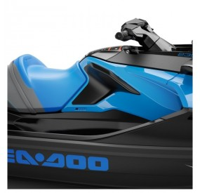 Sea-Doo Accessories Ergolock knee pads - RXT, RXT-X, GTX and WAKE Pro Black. 295100804 - French Riviera dealership