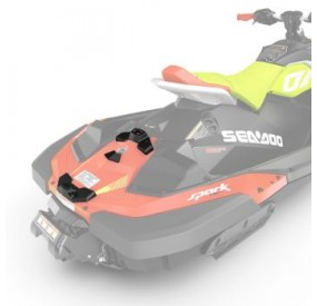 Sea-Doo Accessories LinQ Basic Installation Kit - Spark 2 Passengers. 295100883 - French Riviera dealership
