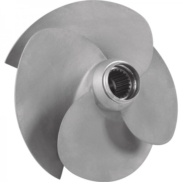 Sea-Doo Accessories Stainless steel propeller - GTS 90 - 2017-2018. 267000919 - French Riviera dealership