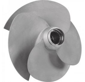 Sea-Doo Accessories Stainless steel propeller - GTX 155 - 2018-2019. 267001019 - French Riviera dealership