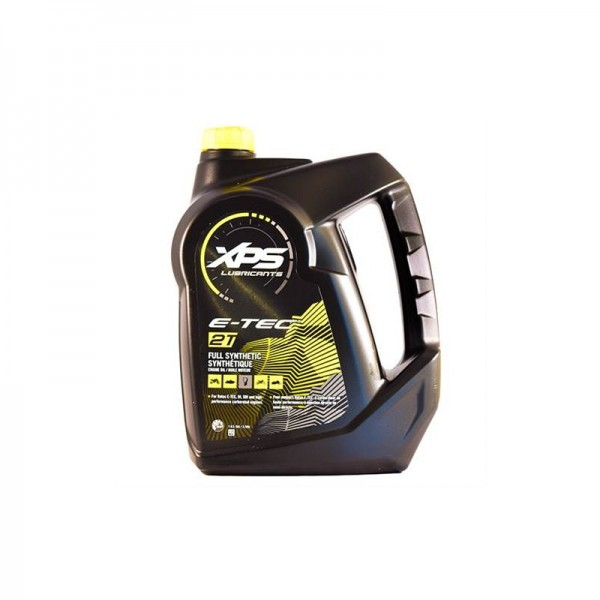 Sea-Doo Accessories XPS synthetic oil for 2-stroke engine - 4L - Europe. 779282 - French Riviera dealership