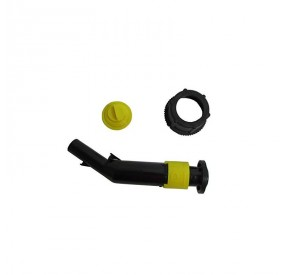 Sea-Doo Accessories Replacement cap and nozzle for LinQ rolling tank. 860201624 - French Riviera dealership