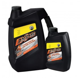 Sea-Doo Accessories Semi-synthetic XPS oil for 4-stroke engine - 4L. 779134 - French Riviera dealership