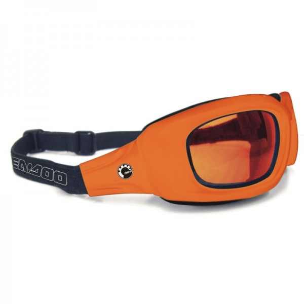 Sea-Doo Accessories Sea-Doo Orange Riding Goggles 4474620012 - French Riviera dealership