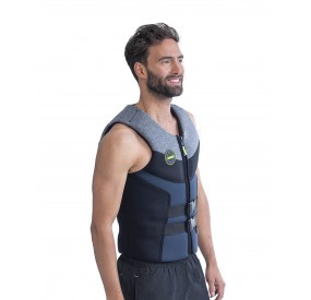 Water toy  SEGMENTED LIFE VEST MEN COOL GREY - French Riviera
