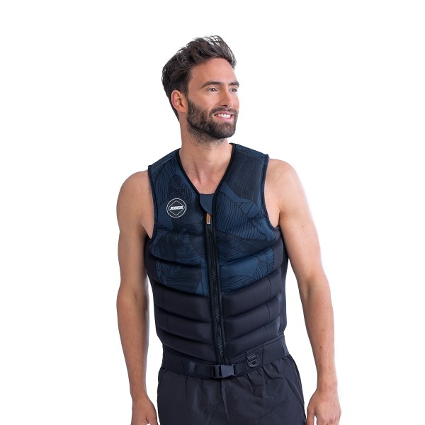 Water toy  FRAGMENT LIFE VEST MEN MIDNIGHT BLUE - French Riviera