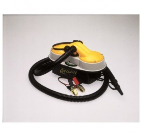 Zodiac Accessories 12 Volt 240 mb inflator with pressure regulator - Cadet RIB 390 Neoprene - French Riviera