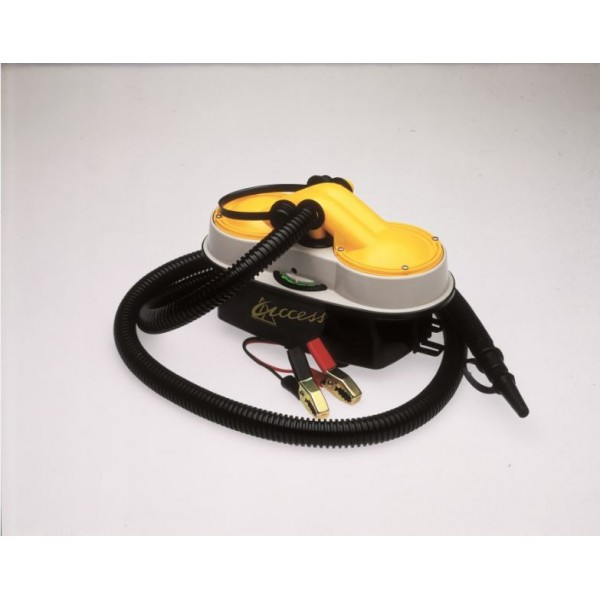 Zodiac Accessories 12 Volt 240 mb inflator with pressure regulator - Cadet Aero 200 - French Riviera