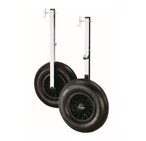 Zodiac Accessories Launching wheels - Cadet Aero 350 - French Riviera
