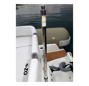 Zodiac Accessories Ski mast - N-ZO 700 CABIN - French Riviera