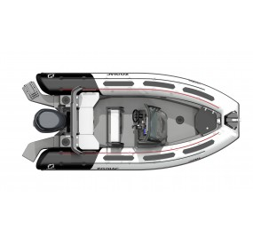 Zodiac Nautic Open 5.5 - French Riviera dealership