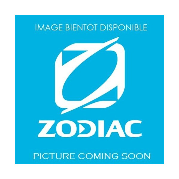 Zodiac Accessories Bolster cover + backrest - Open 6.5 - French Riviera